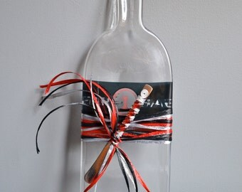 Hangar 1 Vodka Slumped  Bottle