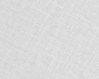 medium weight linen..pure white..1 yard of softend 100% euro linen