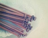 Knitting Needle Set, Set of 18 Carbonised Bamboo Knitting Needles, Gift for Knitting Lovers, Mothers Day Gift, Wooden Knitting Needles