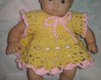 American Girl Bitty Baby Doll  Dress