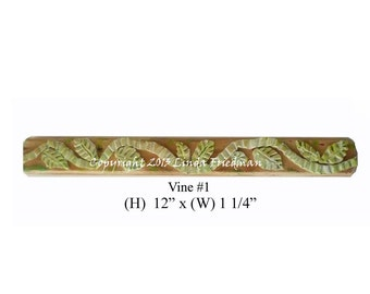 Stamp for Fabric - Vine No.1