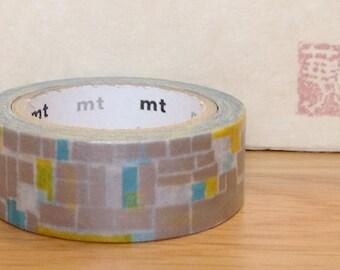 mt ex asashikawa -limited edition washi masking tape - rice paddy