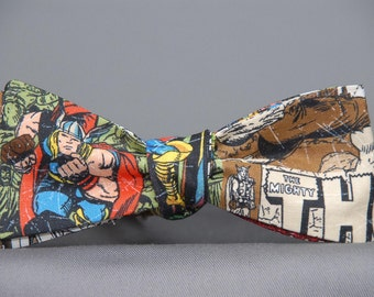 Thor - Marvel Comics Action  Bow tie