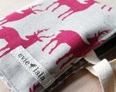 Drawing Set - Pink Elk