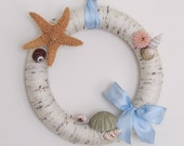 Beach Wreath Summer Seashore