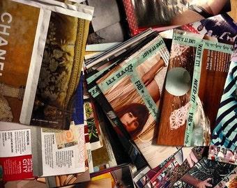 Recycled Magazine Padded Envelopes - 12 pack