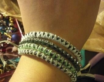 rope woven bracelet