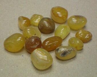 Gemstone Yellow Nuggets