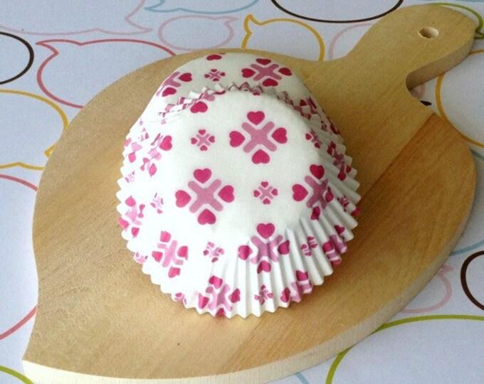 SALE - Sweetheart Standard Cupcake Liners