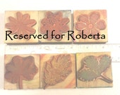 RESERVED FOR ROBERTA