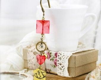 Passion love letter bookmark (BM)