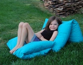PDF Instant Download Kids Baby Child Pillow floor LOUNGER Pillow Bed - PDF tutorial