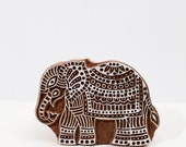 Sale Hand Carved Stamps Elephant 193