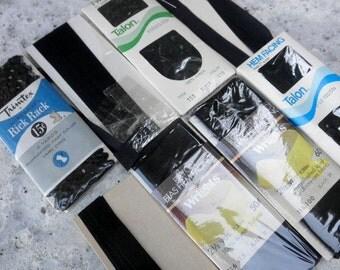 Vintage Rick Rack  Seam Binding   Bias Hem Facing  Twill Tape