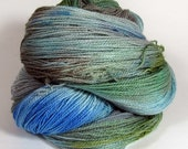 SALE: Sparkle Lace Yarn 100g - Artemis