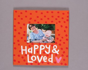 BUY 1 GET 1 FREE! - Painted Picture Frames!