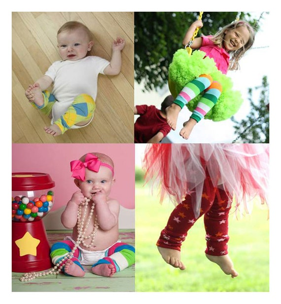 Buy 3 Get 1 Free Baby Leg Warmers Sale + FREE SHIPPING