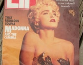 Books, Movies & Music, Books, Books with content, Magazine, Vintage Magazine, Madonna, Music Icon, Music Star, Rock Star, Singer, Famous