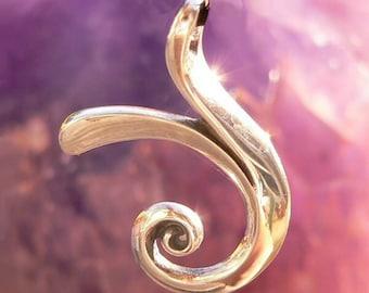 Joy Pendant / Necklace, Inspirational Symbolic Jewelry