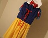 Women's Disney Princess Snow White Costume Size xs