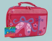 Personalized Stephen Joseph New Style BALLET SHOES Lunchbox