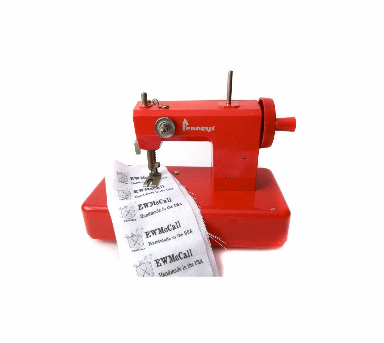 singer lockstitch toy sewing machine manual