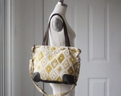 Honeycomb Shoulder Bag
