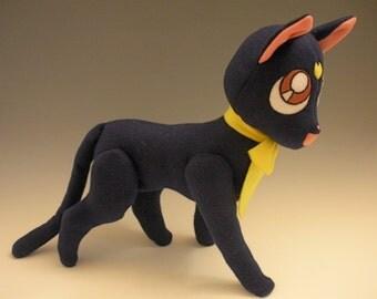 Luna Cat Plush Pattern