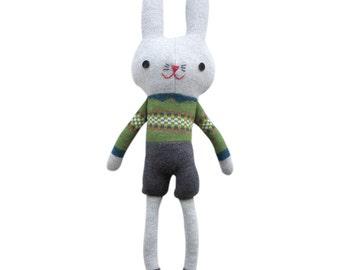 Lambswool Mr Bunny
