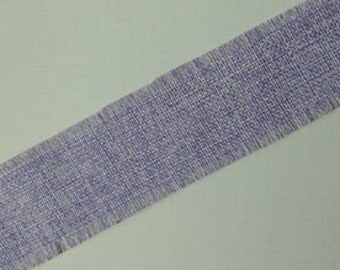 Burlap Trim - Lilac by Maya Road