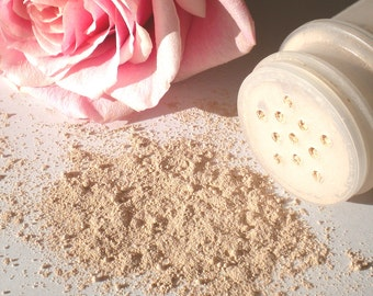 Natural Rose Face Wash and Scrub Refill Bag for Large Shaker - Non-Foaming Cleanser - On Sale