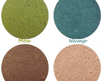 Mineral Eye Shadow Quad Palette Of The Week 2/7