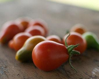 Red Fig Cherry Tomato Seeds