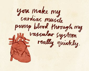 SALE: Cardiac Muscle card