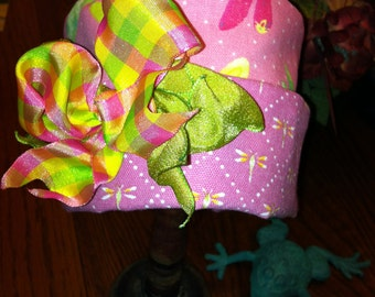 Sweetpea Vintage Baby Hats...Size 0 to 1 years