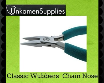 Classic Wubbers - Chain Nose Pliers Professionally Prepped - 1234 - Jump Rings Included - 100% Guarantee