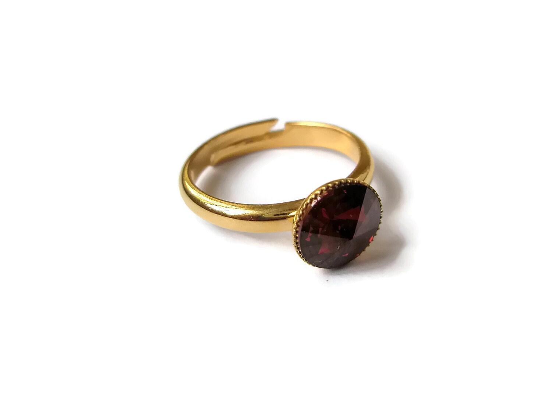 Swarovski Smallest Ring Size