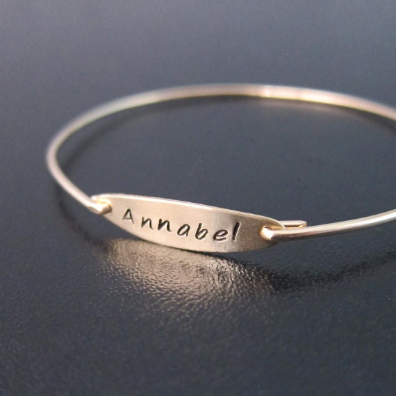 Custom Name Bracelet, Personalized Name Bracelet, Name Bangle, Bracelet with Name, Personalized Name Jewelry, Custom Name Jewelry
