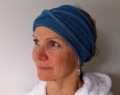 2 Yoga Headwraps Headbands cotton