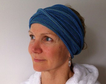 2 Yoga Headwraps Headbands cotton