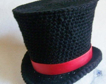 Steampunk - Top Hat - Baby Circus Hat - Mad Hatters - Mad Hatter - Photo Prop - Abraham Lincoln Hat - Mens Top Hat - Baby Top Hat - Baby Hat