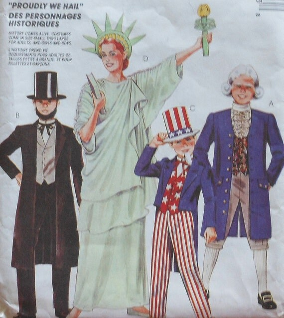 Think, sewing pattern of adult statue of liberty opinion the