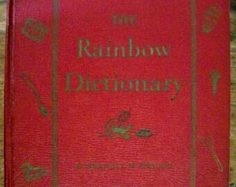 Rainbow Illustrated Children's Dictionary