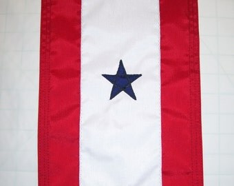 Military Service Star Flag