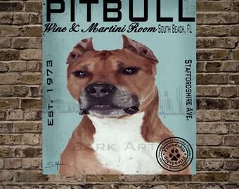 Pitbull Wine and Martini Room