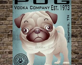 Pug Vodka Company