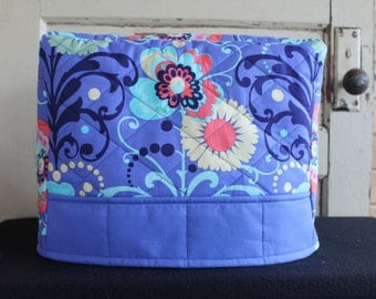 Handmade Sewing Machine Cover in Amy Butler Fabric