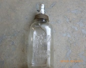 Re-puporposed Mason Jar Lamp