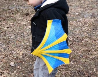 Lightning Dragon Wings for Flights of Fancy - Children, toddler, preschooler