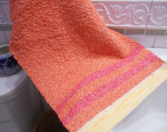 Hand Towel, Cotton, Linen